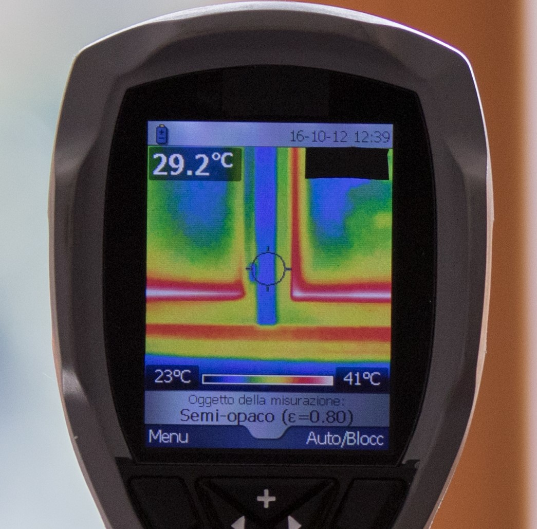 Infrared Thermography imaging